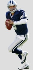 Put a Tony Romo Fathead on your wall