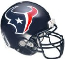 Get a Houston Texans FatHead Helmet